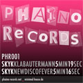 PHR001 Cover